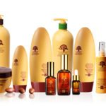 Arganmidas hair care products set