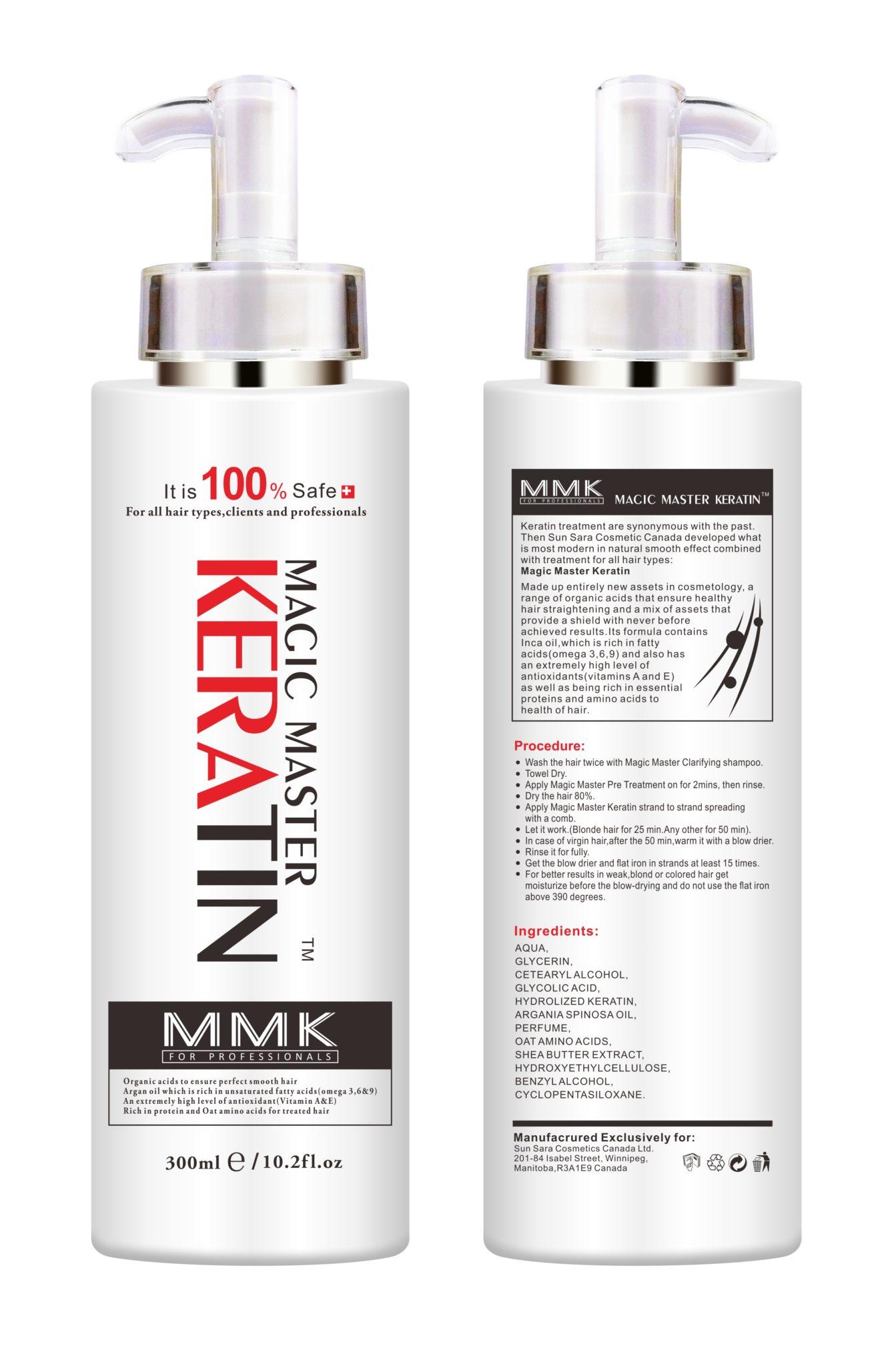The Most Popular Brazilian Magic Master Keratin Treatment For Hair