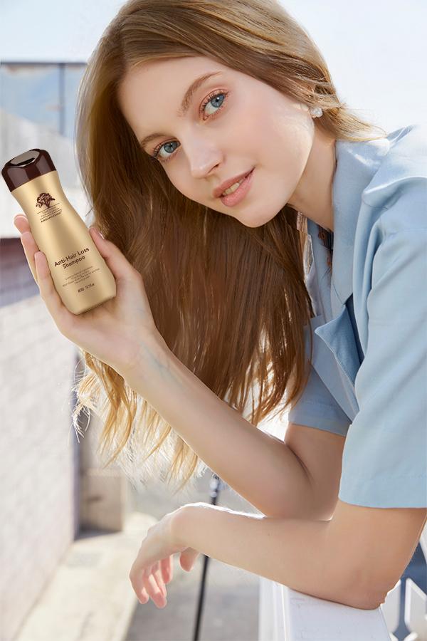 Aeganmidas Anti-hair loss shampoo